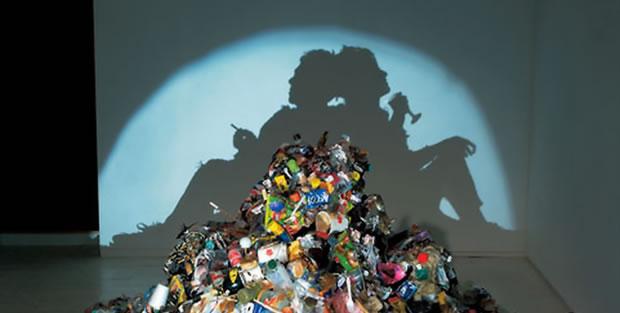 Trash by Tim Noble & Sue Webster