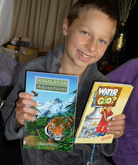 Children's books by Penny Reeve