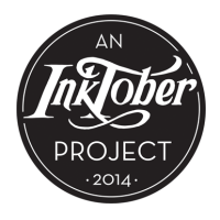 Inktober project 2014