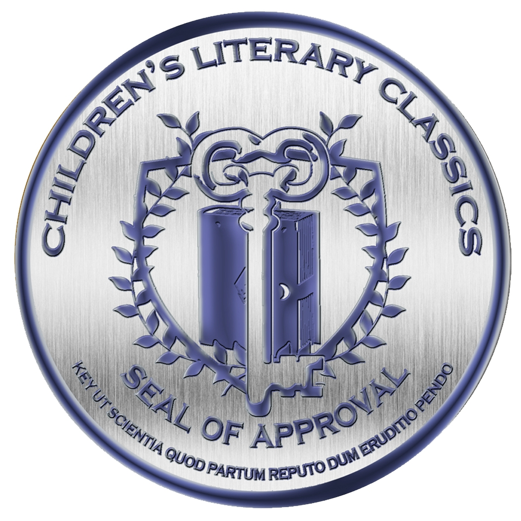 Literary Classics Seal of Approval. CLC Book Awards for children's literacy. Picture book Without Me.