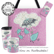 Support artists on Redbubble