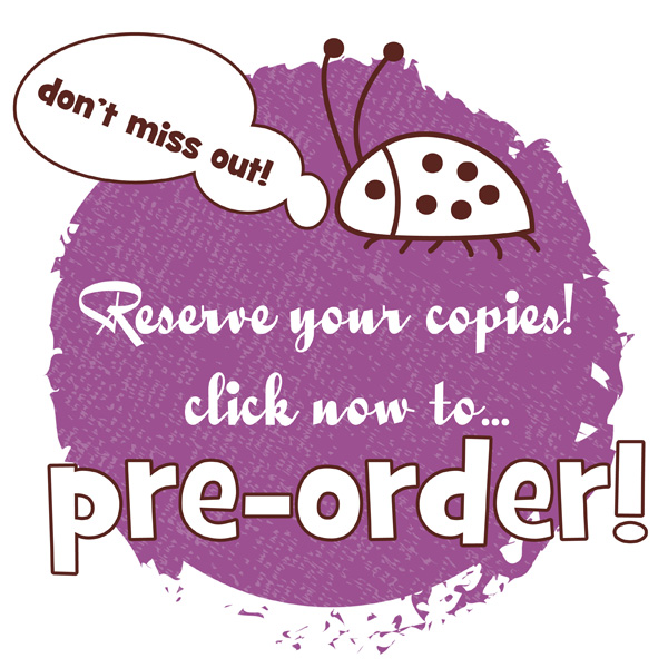 Pre-order Positively adult colouring books
