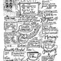 Bullet Journal Notes - Pete Evans Gut Health Event